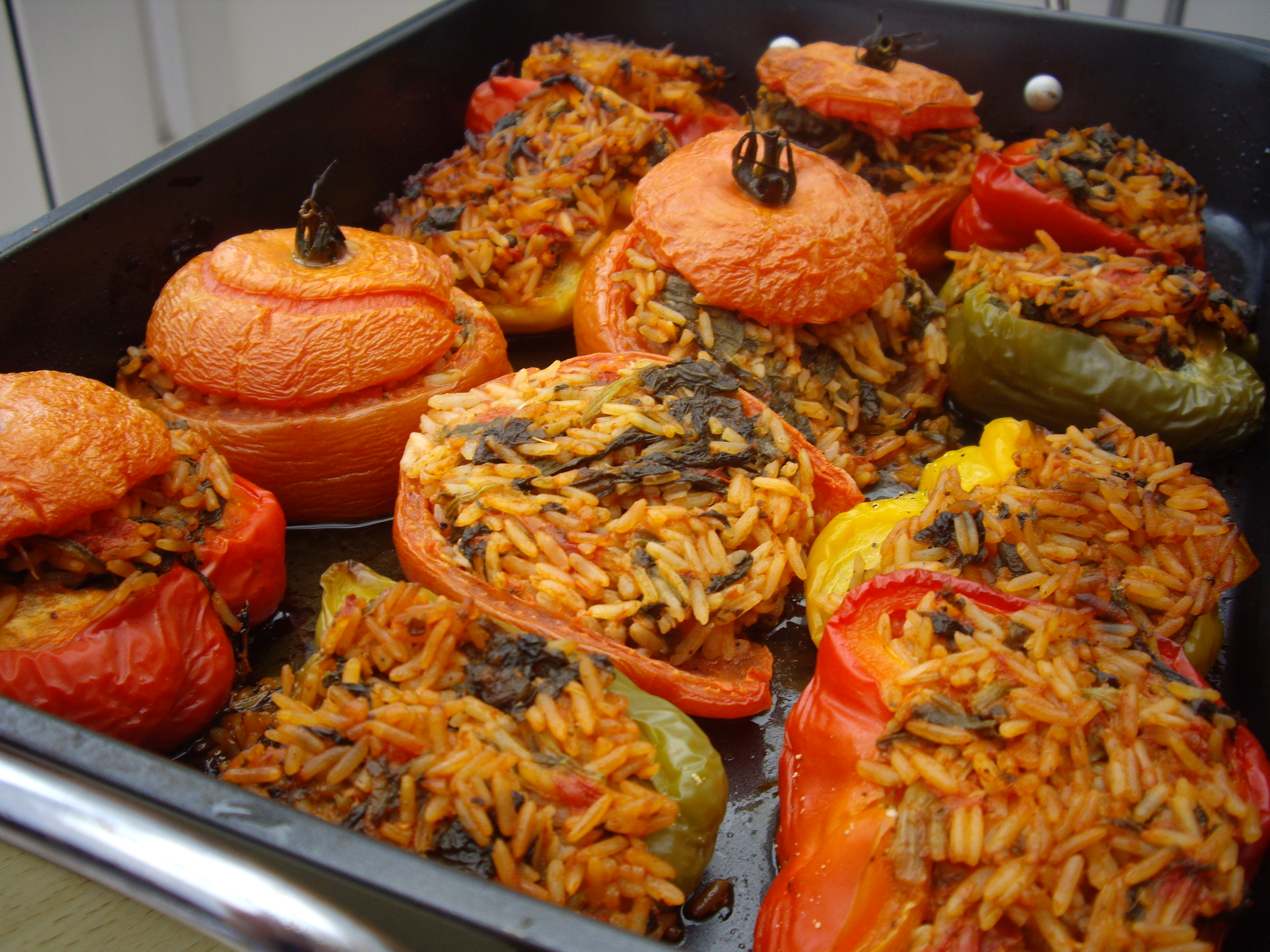 Greek food tastes best the day after it s made the two for About greek cuisine